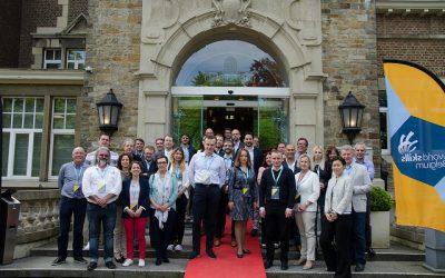 Successful General Assembly 2017 in Namur, Belgium