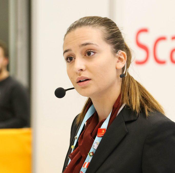 Competitor profiles – Paula Petrinec